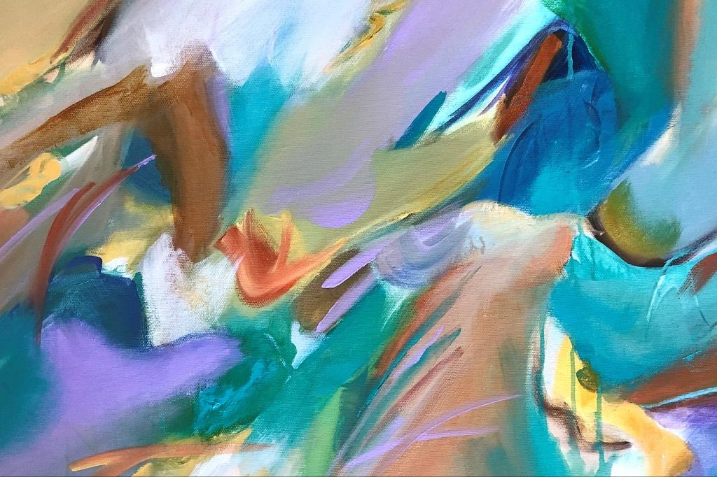Oil on canvas 60x76cm